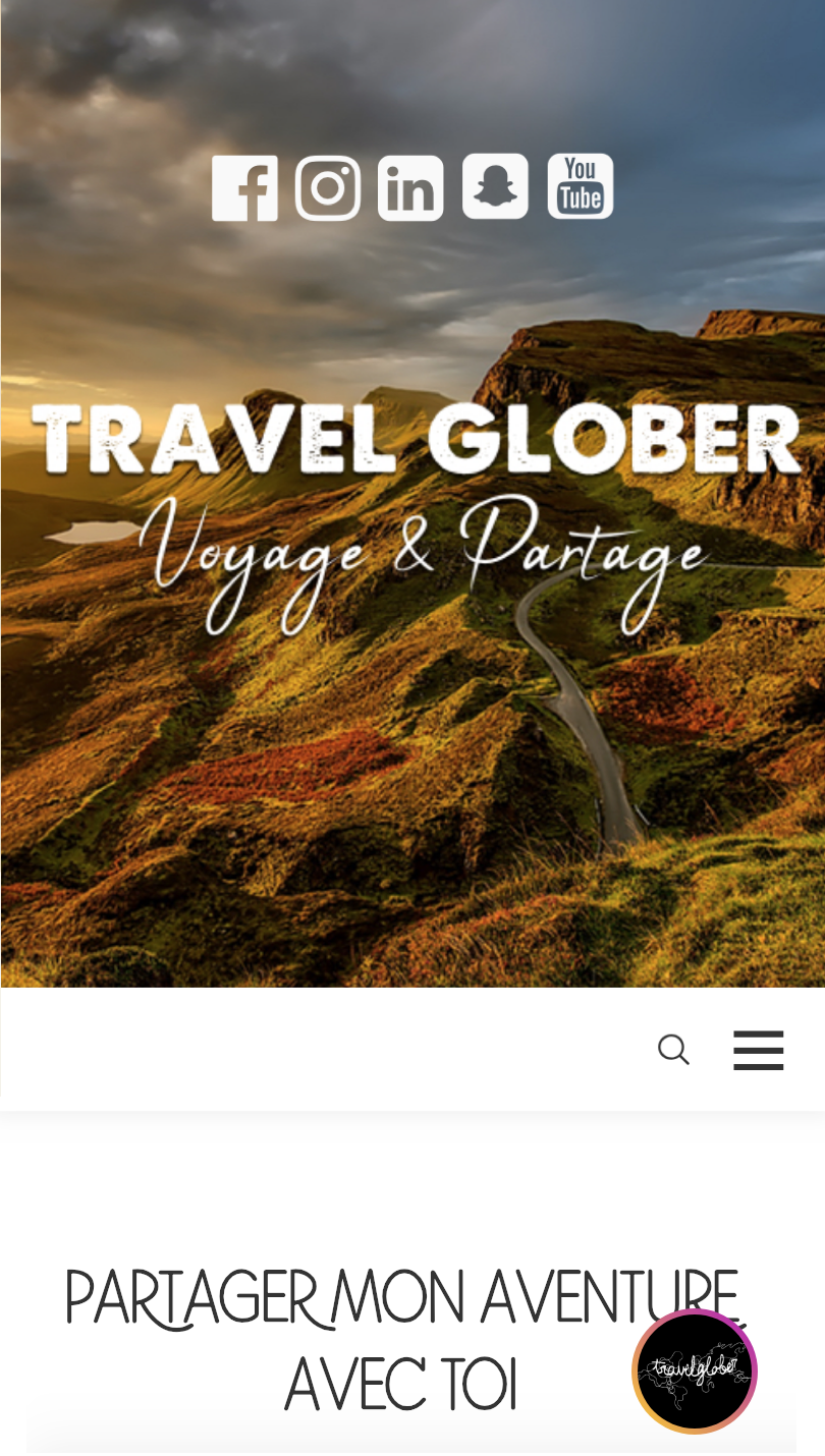 travel glober smartphone cover